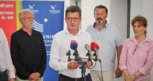 Egészségházzal segíti Kastélyosdombó felzárkózását az Ökumenikus Segélyszervezet és az E.ON